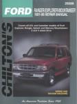 Chilton Ford Ranger Explorer Mountaineer 1991-1999 Repair Manual