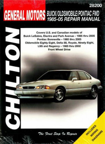Ch T on 1987 Buick Lesabre