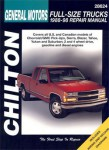 Chilton General Motors Full-Size Trucks 1988-1998 Repair Manual