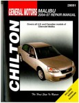 Chilton Chevrolet Malibu 2004-2010 Repair Manual