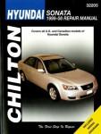 Chilton 1999-2008 Hyundai Sonata Repair Manual