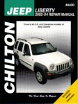 Chilton Jeep Liberty 2002-2007 Repair Manual