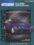 Chilton Mitsubishi Eclipse 1990-1998 Repair Manual