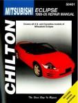 Chilton 1999-2005 Mitsubishi Eclipse Repair Manual