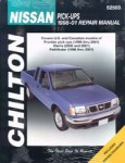 Chilton Nissan Pick-Up Xterra and Pathfinder 1998-2004 Repair Manual
