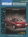Chilton Nissan Sentra Pulsar NX 1982-1996 Repair Manual
