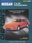 Chilton Nissan Z and ZX 1970-1988 Repair Manual