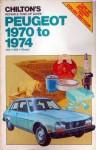 Chilton Peugeot 304 504 Diesel Repair Manual
