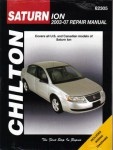 2003-2007 Chilton Saturn Ion Automotive Repair Manual