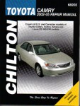 Chilton Toyota Camry 2002-2005 Repair Manual