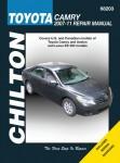 Chilton Toyota Camry Avalon Lexus ES 350 2007-2011 Auto Repair Manual