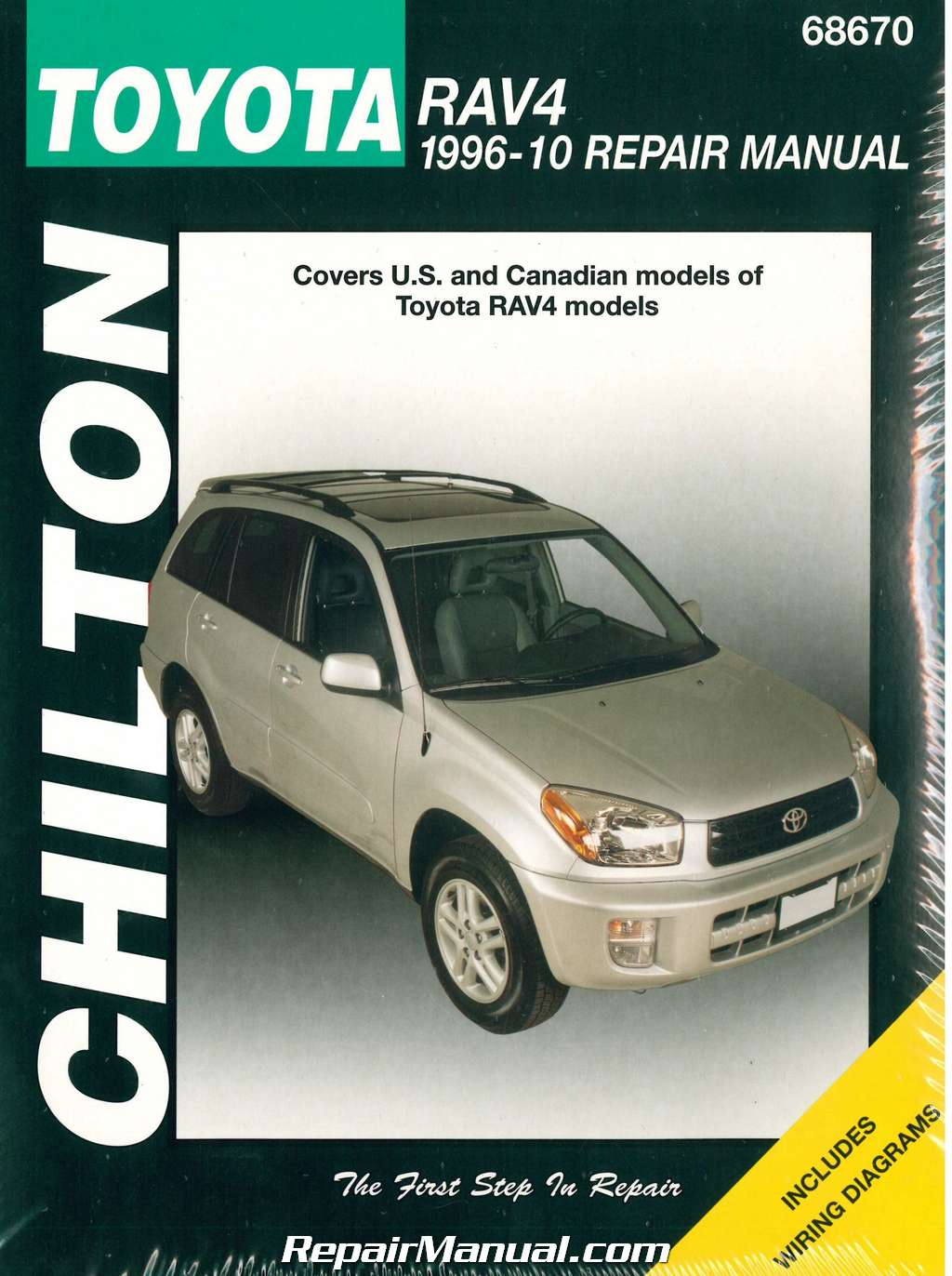 chilton toyota rav4 1996 2010 repair manual rh repairmanual com 1996 rav4  workshop manual free download 1996 rav4 workshop manual