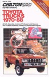 Chilton Toyota Trucks 1970-1988 Repair Manual