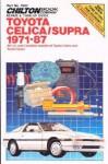 Chilton Toyota Celica Supra 1971-1987 Repair Manual