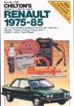Chilton Renault 1975-1985 Repair Manual