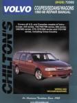Chilton Volvo Coupes Sedans Wagons 1990-1998 Repair Manual