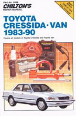 Chilton Toyota Cressida Van 1983-1990 Repair Manual