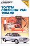 Chilton Toyota Cressida Van 1983-1990 Repair Manual