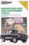 Chilton Nissan - Pick-Ups and Pathfinder 1989-1991 Repair Manual