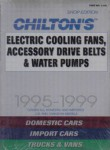 Chilton Electric Cooling fans Accessory Drive belts and Waterpumps