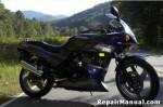 Kawasaki EX500 Ninja 500 Cyclepedia Online Motorcycle Service Manual