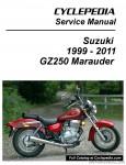 2002 2006 suzuki gz250 marauder motorcycle owners manual. Black Bedroom Furniture Sets. Home Design Ideas