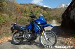 Kawasaki KLR650 Motorcycle Cyclepedia Online Service Manual