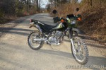 Kawasaki KL250 Super Sherpa Motorcycle Online Service Manual by CYCLEPEDIA Press LLC