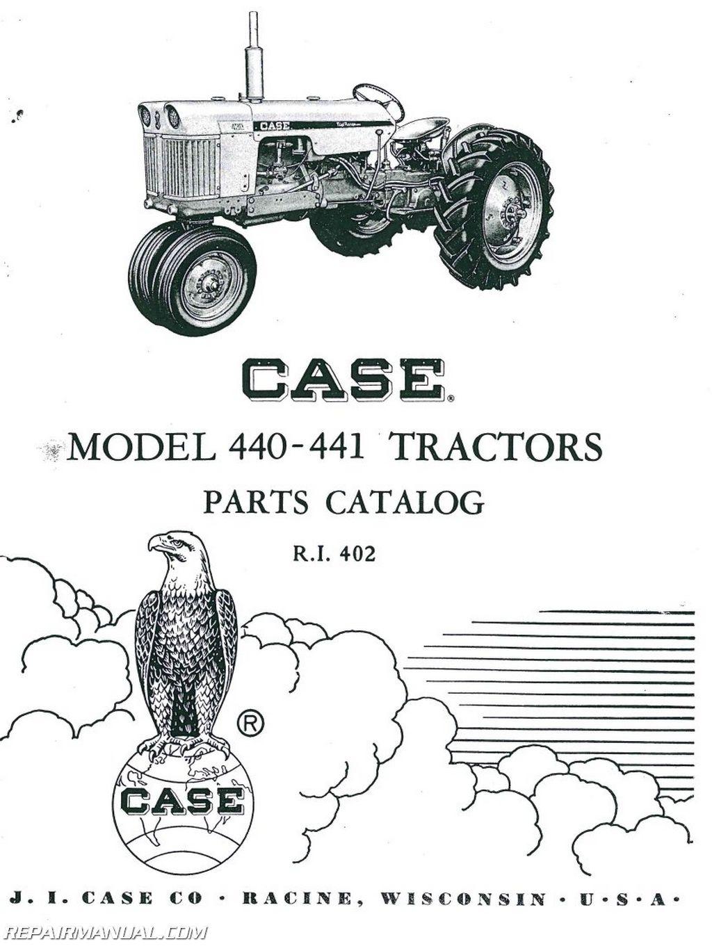 Case 580 Shop Manual