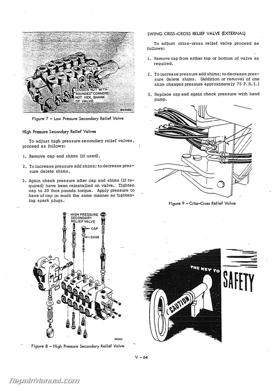 Case Service Manual 210b 310 Wheel Tractor  310 310c Crawler  430 530 Constru