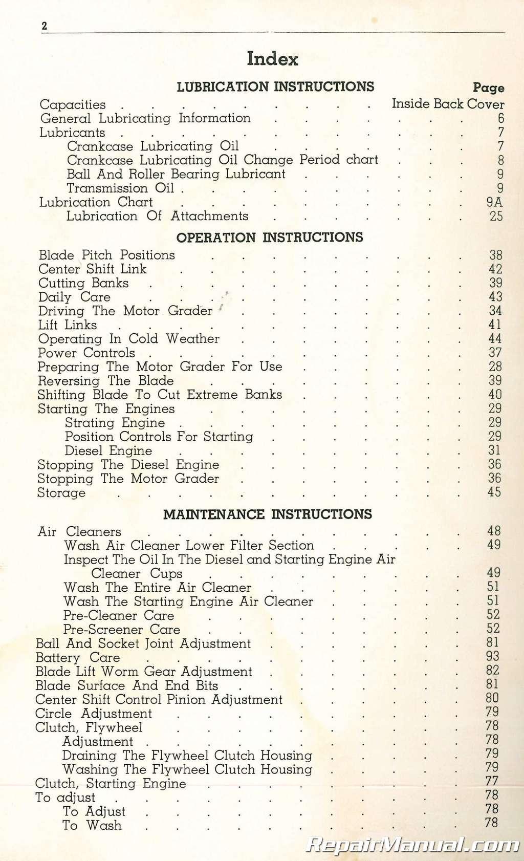 caterpillar 12 motor grader service manual. Black Bedroom Furniture Sets. Home Design Ideas