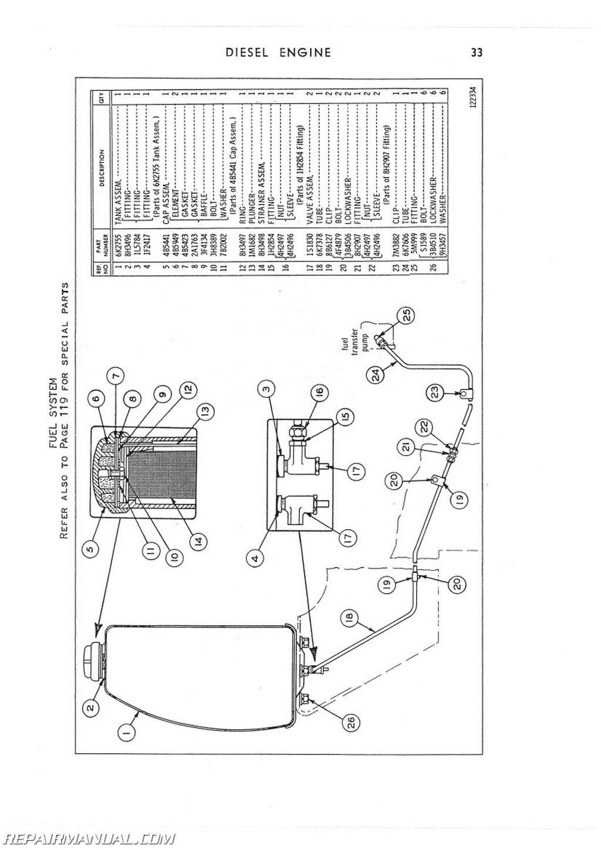 caterpillar 3208 parts exploded diagram
