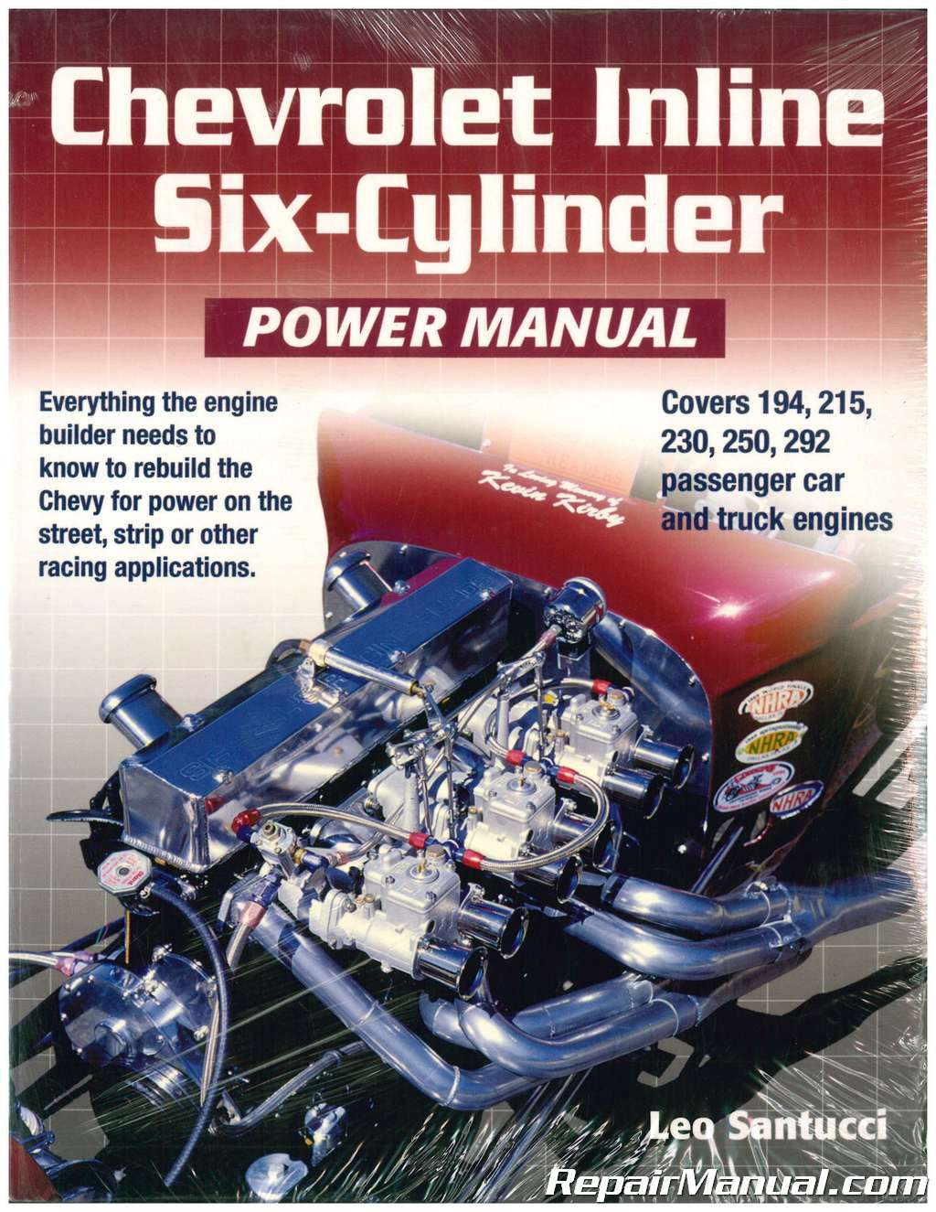 Chevrolet inline six-cylinder power manual, 2nd edition.