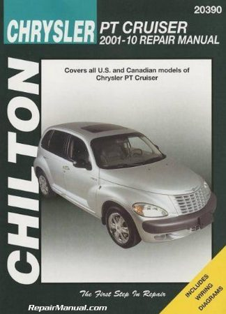 You Re Viewing Chilton 2001 2010 Chrysler Pt Cruiser Repair Manual 35 50 14 20