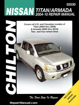 nissan titan manual 2010