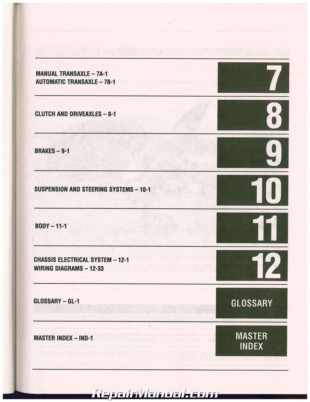 Ford Focus 2012 2013 2014 Chilton Automotive Repair Manual 2003 Tune Up Diagram Wiring Schematic