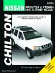 Chilton Nissan Frontier Xterra 2005-2014 Repair Manual