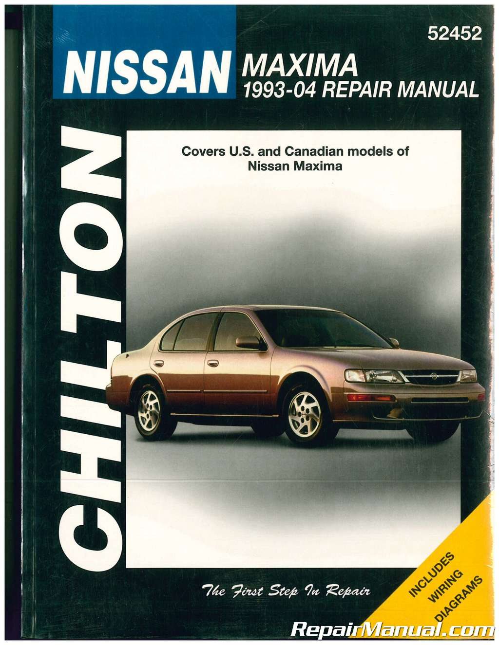 04 Frontier Nissan Repair Manual