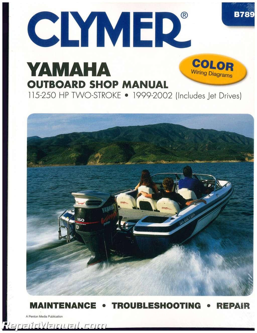 honda 100 outboard service manual