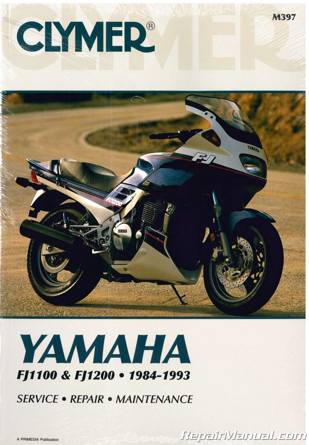 Fj1100 Wiring Diagram Best Electrical Circuit Diagrams Yamaha Sr 500 Clymer Fj1200 1984 1993 Motorcycle Repair Manual Rh Repairmanual Com Automotive 1985