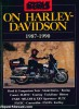 Cycle World on Harley Davidson 1987-1990_001