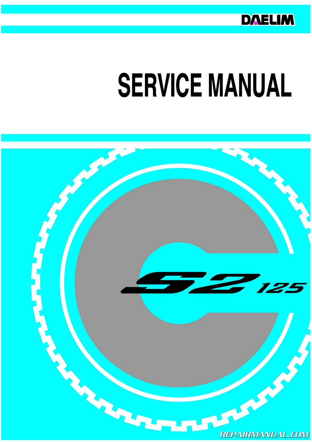 Superb Daelim S2 125 Scooter Service Manual Ebay Wiring Digital Resources Arguphilshebarightsorg