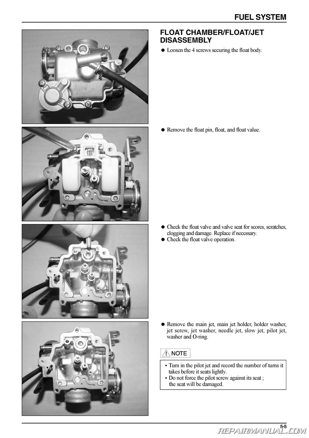 Daelim S Scooter Service Manual Page on Honda Engine Wiring Diagram