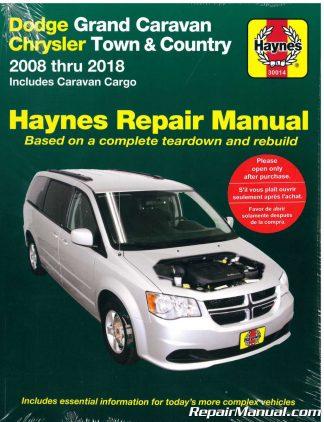 dodge caravan 2005 manual