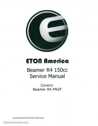 Eton Beamer R Cc Service Manual X on Eton Atv Troubleshooting