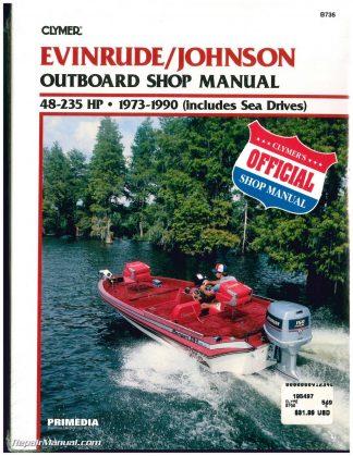 1998 evinrude outboard manual
