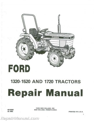 Ford 1320 tractor parts diagram wiring diagram portal ford 1920 2120 tractor parts manual rh repairmanual com ford 1320 front end diagram ford 1320 fandeluxe Choice Image