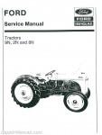 Ford N N And N Service Manual X