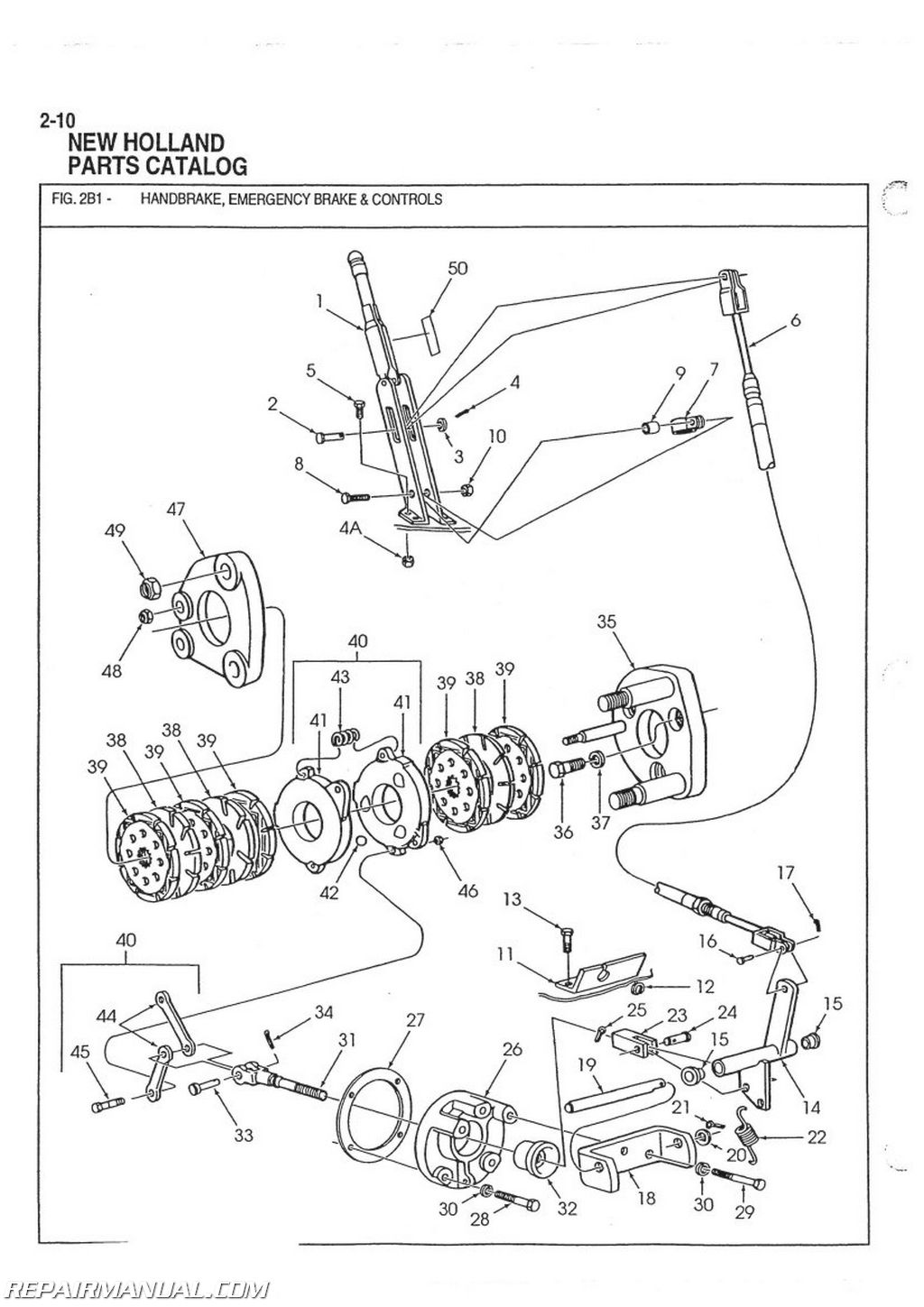 ford 555 backhoe parts diagram pictures to pin on