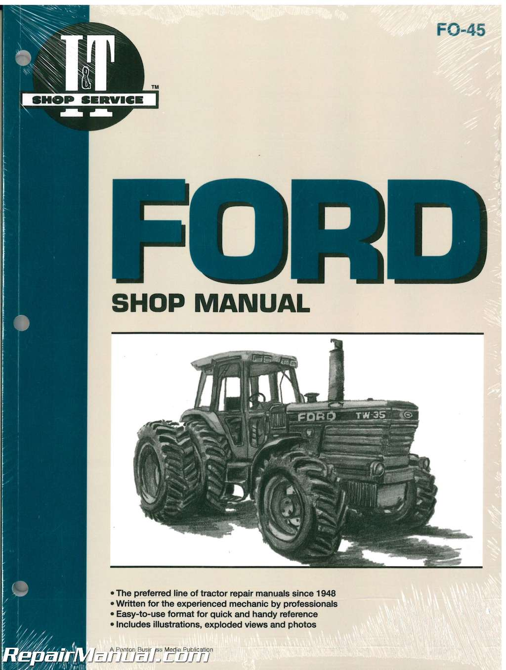 ford new holland tw 5 tw 15 tw 25 tw 35 tractor manual. Black Bedroom Furniture Sets. Home Design Ideas